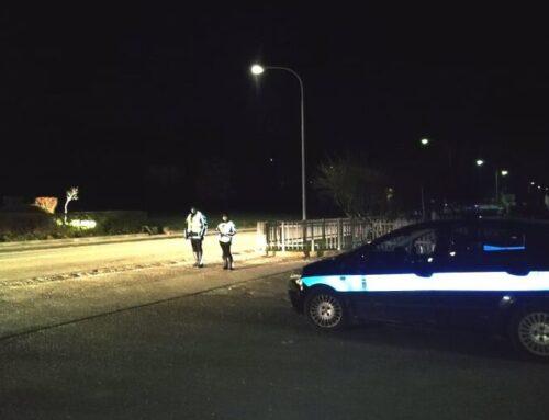 Pattuglia anti Covid-19 della Polizia Locale. Controllate 34 attività e i Parchi: 1 segnalazione alla Prefettura