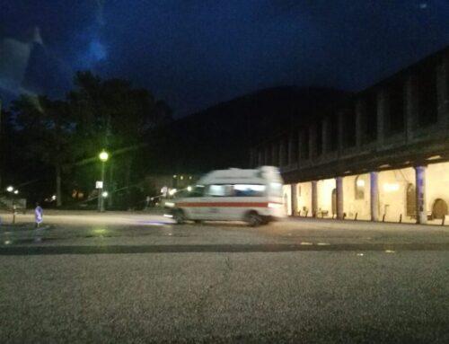 Incidente tra un ciclista e un trattore in Via dei Rimbocchi a Sette Strade: 14enne eugubino in Ospedale