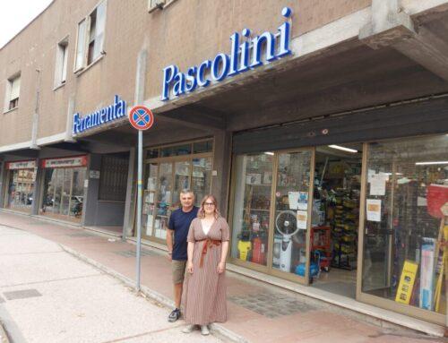 Ferramenta Pascolini, 70 anni di attività al servizio di eugubini e aziende locali. Il presente è all'avanguardia