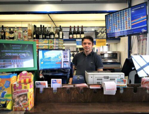 """Superenalotto: al Bar New York di Ponte d'Assi vinti 51.300 euro. I titolari: """"Siamo orgogliosi"""""""