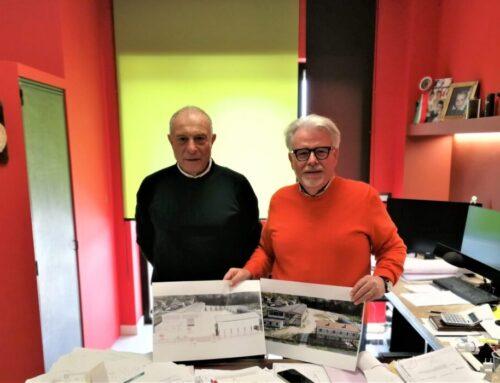 """Mauro Fioroni: """"Il futuro è la sicurezza e la qualità del lavoro. Tenacia e impegno sono i nostri ideali"""""""